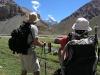 Aconcagua Park Entrance