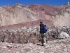 Horcones Glacier
